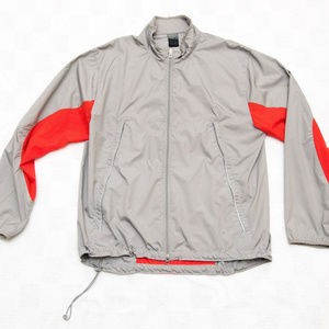 Vintage NIKE Men's XL Clima-Fit Zipper Windbreaker